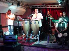 Miguel Gomez Orquesta & Sekouba Bambino Salsa Africana le vendredi 5 juin 2015,  75013 Paris