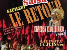 Latinova en concert avec Salsa Rumba latino le dimanche 14 juin 2015, 75010 Paris