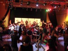 Festival Acousti'Danse - Soirée dansante au Moulin de la Bièvre