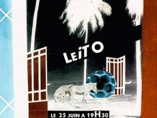 Concert de LEitO au café de la Bourse le jeudi 25 juin 2015, 75001 Paris