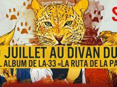 Concert avec La 33 & Salsos+ au Divan du Monde le jeudi 9 juillet 2015, 75018 Paris