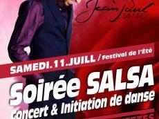 Tamayo Concert Salsa le samedi 11 juillet 2015, 95330 Domont