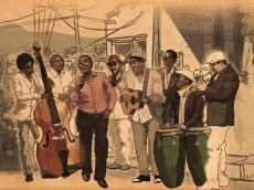 Concert Septeto Santaguiero *** Annulé *** au New Morning, Paris le mercredi 29 juillet 2015, 75010 Paris