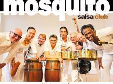 Concert Salsa Mosquito 10tet le samedi 5 septembre 2015, 3100 Montreuil
