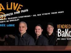 BaKosó Concert Son cubain le vendredi 11 septembre 2015, 75020 Paris