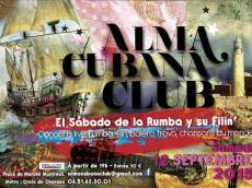 El Sabado de la Rumba Rumba, filin, bolero, trova le samedi 12 septembre 2015, 93100 Montreuil