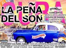 Concert Salsa avec Secreto Cubano le dimanche 27 septembre 2015, 93100 Montreuil