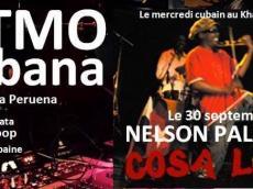 Nelson Palacios y su Cosa Loca Concert Salsa le mercredi 30 septembre 2015, 75011 Paris