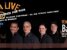 BaKosó Concert Son cubain le vendredi 9 octobre 2015, 75020 Paris