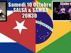 La Cubanerie Concert Salsa le samedi 10 octobre 2015, 75020 Paris