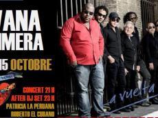 Alexander Abreu y Havana D'Primera Concert Salsa cubaine le jeudi 15 octobre 2015, 75019 Paris