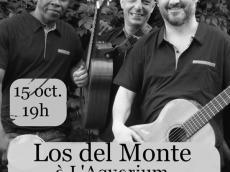 Los del Monte Concert Son cubain le jeudi 15 octobre 2015, 75011 Paris