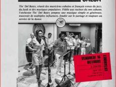 Tin' Del Batey Concert Salsa le vendredi 16 octobre 2015, 78114 Magny-les-Hameaux