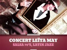 Leïta May Concert Latin Jazz le samedi 7 novembre 2015, 75006 Paris