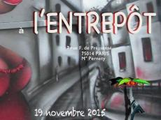 Parisian Chulos Concert Latin Jazz le jeudi 19 novembre 2015, 75014 Paris