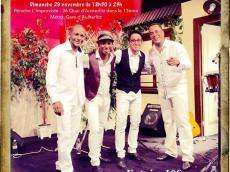 Calle Esperanza Concert Salsa le dimanche 29 novembre 2015,  75013 Paris