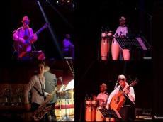 Le 11ème Voyageur Concert Salsa, Cumbia, Morna, Bossa le samedi 5 décembre 2015, 75019 Paris