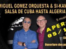 Miguel Gomez Orquesta avec Si-Kamel Concert Salsa le samedi 5 décembre 2015, 75011 Paris
