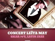 Leïta May Concert Latin Jazz le samedi 12 décembre 2015, 75006 Paris
