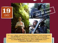 Los del Monte Concert Son cubain le samedi 19 décembre 2015, 94250 Gentilly