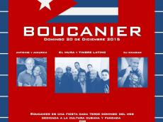 El Mura y su Timbre Latino Concert à Salsa en Seine le dimanche 20 décembre 2015, 78200 Mantes-la-Jolie