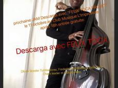 Felix Toca Descarga Salsa le dimanche 11 octobre 2015, 75013 Paris