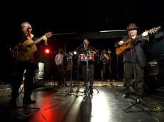 Los del Monte Concert Son cubain le samedi 9 janvier 2016, 94300 Vincennes