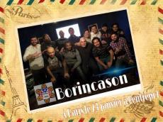 Boricanson Concert Salsa portoricaine le samedi 23 janvier 2016, 75014 Paris