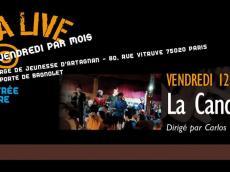 Candela Siempre Concert Salsa le vendredi 12 février 2016, 75020 Paris
