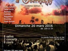 Calle Esperanza Concert Salsa le dimanche 20 mars 2016, 75011 Paris