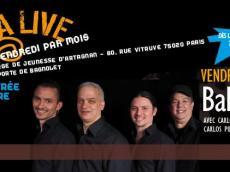 BaKosó Concert Son cubain le vendredi 1 avril 2016, 75020 Paris