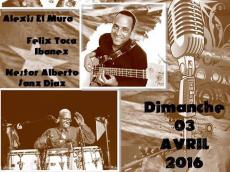 Super Descarga Latina Grupo son cubano le dimanche 3 avril 2016, 93100 Montreuil