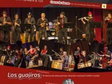 Los Guajiros & El Peque Combo Bal Salsa le dimanche 10 avril 2016, 91140 Villebon-sur-Yvette