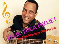 Felix Toca Projet Concert Descarga Salsa le dimanche 10 avril 2016, 75013 Paris