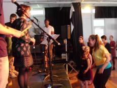 Arriba Danza Concert Salsa le dimanche 10 avril 2016, 94000 Créteil