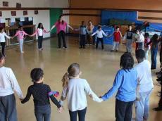 Atelier de danse pour les enfants Festival Escales à Créteil le mercredi 13 avril 2016, 94000 Créteil