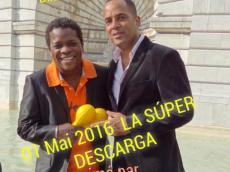 Super Descarga Latina El Mura et Félix Toca le dimanche 1 mai 2016, 93100 Montreuil