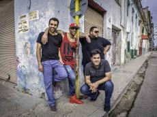 Pedrito Martinez Group Concert Latin Jazz le jeudi 19 mai 2016, 75001 Paris