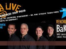 BaKosó Concert Son cubain le vendredi 3 juin 2016, 75020 Paris