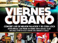 Nelson Palacios y su Cosa Loca Concert Salsa le vendredi 3 juin 2016, 75014 Paris