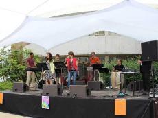 Arriba Danza Concert Salsa en plein air le samedi 11 juin 2016, 94260 Fresnes