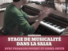 Stage de musicalité dans la Salsa Les instruments de l'orchestre le samedi 11 juin 2016, 94240 L'Haÿ-les-Roses
