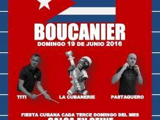 La Cubanerie Concert Salsa le dimanche 19 juin 2016, 78200 Mantes-la-Jolie