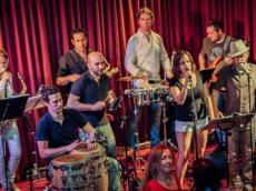 Suerte Nueve Concert Salsa le mardi 21 juin 2016, 95610 Eragny