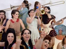 Yemaya La Banda Concert Salsa le samedi 25 juin 2016, 75020 Paris