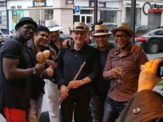 Buena Vista Combo Concert son cubain le dimanche 3 juillet 2016, 75013 Paris