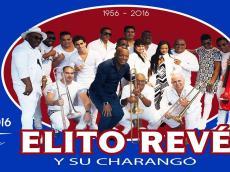 Elito Revé y su Charangon Concert Salsa cubaine le samedi 9 juillet 2016, 93200 Saint-Denis