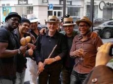 Buena Vista Combo Concert Son cubain le jeudi 14 juillet 2016, 75015 Paris