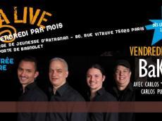 BaKosó Concert Son cubain le vendredi 15 juillet 2016, 75020 Paris