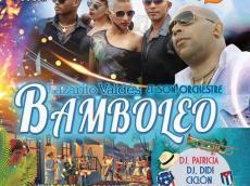 Bamboleo Concert salsa le mardi 26 juillet 2016, 75017 Paris